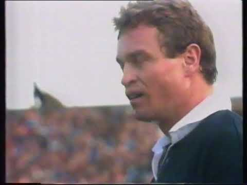 OLD NEW ZEALAND TV ADS 1991 ALL BLACKS WORLD CUP GRANT FOX