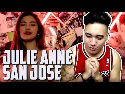 Julie Anne San Jose - Nothing Left (Official Music Video Version 2) REACTION!!!
