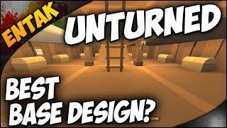 Unturned Multiplayer ➤ Stalking The Enemy & Base Design Building Discussion - Best Base? [#46]