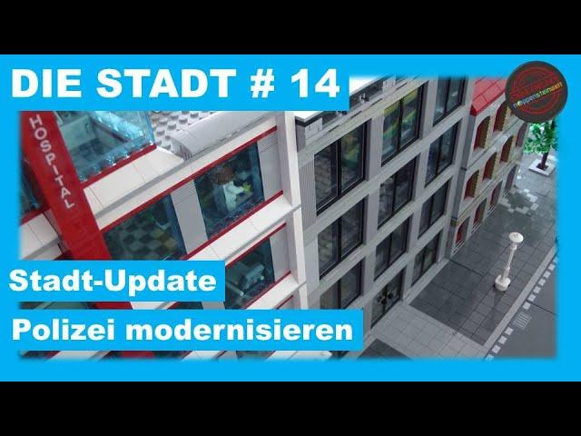 Die Stadt # 14 - Stadt-Update: Polizei modernisieren