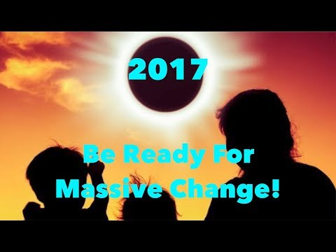 End of The World Eclipse 2017? - Change Your Future - Ascension Shift THIS YEAR!