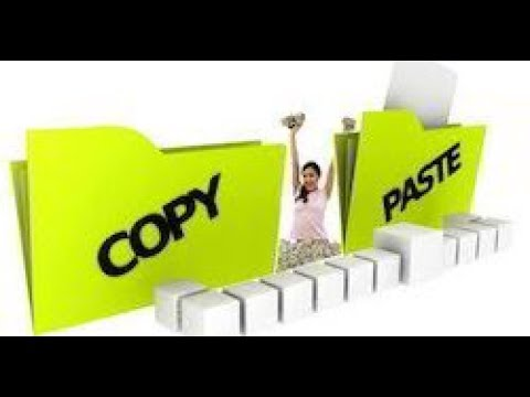 Copy Paste Work -With Easy And Daily Payout - Earn Money Online