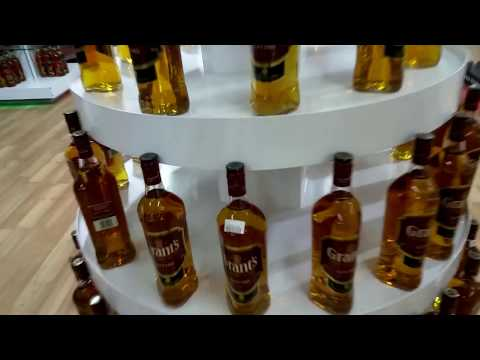 Hazrat Shahjalal Airport Duty Free Tour and Departure Termin