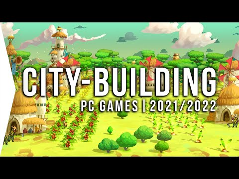 30 New Upcoming PC City-building Games in 2021 & 2022 ► Roguelite Survival Simulation City-builders! thumbnail
