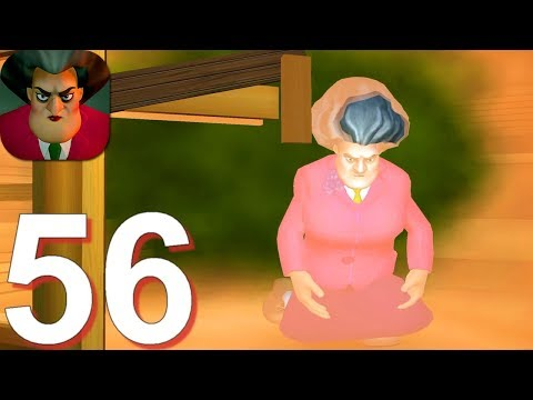Scary Teacher 3D - Part 56 New Halloween Update New Levels All Pranks (Android, iOS Game) from YouTube · Duration:  38 minutes 19 seconds