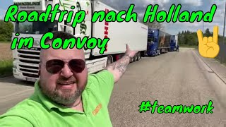 Roadtrip nach Südholland im Convoy -  Muttertagswoche - BadenzerLiner® on Tour