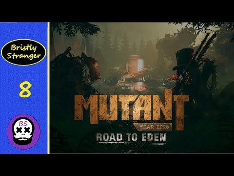 What Lays Beneath? Bristly plays: Mutant Year Zero (Part 8)