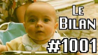 1001 Vidéos - Le Bilan : retour sur mon parcours...