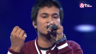 Abhimanyu Ganguly & Pratik Raj - Channa Mereya | Battle Round | The Voice India 2