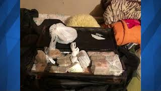 Tres personas fueron imputadas por delito de comercialización de droga