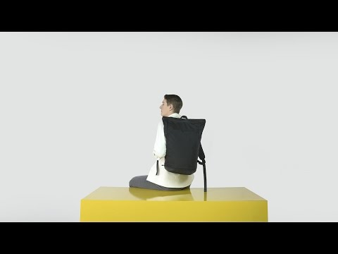 INVISIBLE BACKPACK ONE 2017 - hidden pockets - YouTube 4edca1d37f8e4