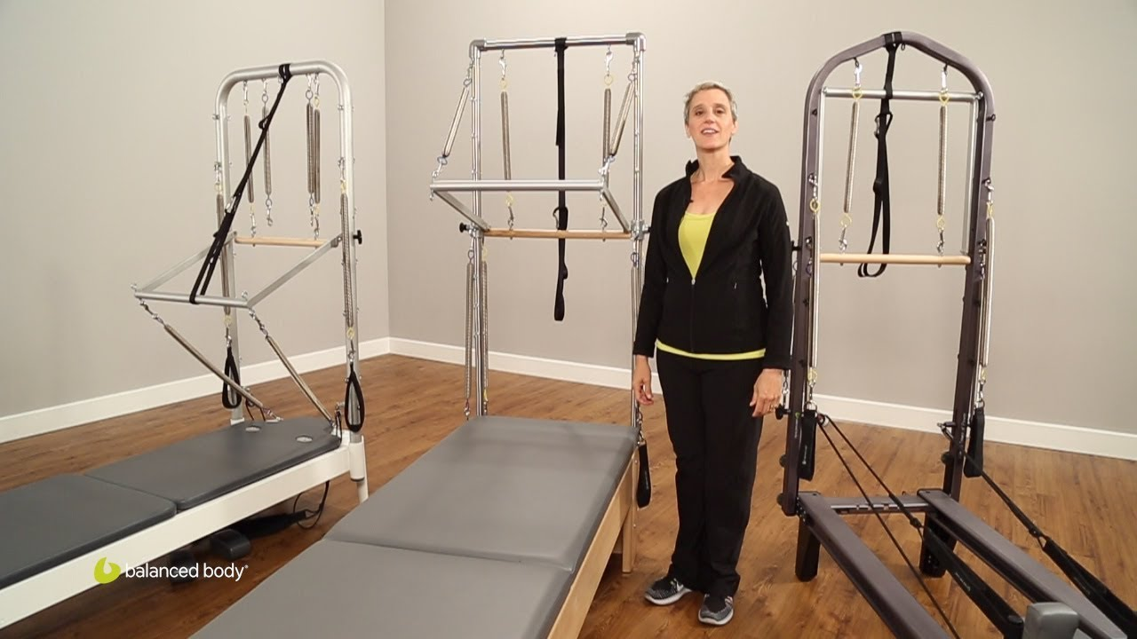 Reformer, Mat, Tower: How to Find Your Perfect Pilates Class