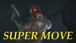 RED HOOD'S SUPER MOVE