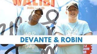 Robin & Devante    Ultimate Dance Camp 2017   Walibi Holland