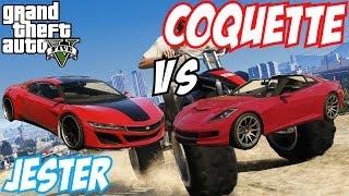GTA 5 - Jester Vs Coquette | #25 (GTA V)