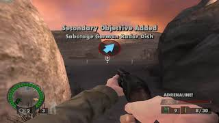 Medal of Honor European Assault #5 Operation Blindfold