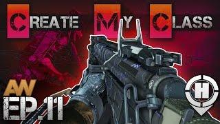 COD AW: ''HP'' Créer Ma Classe - N ° 11 HBRa3 Jeu (Call of Duty: Advanced Warfare Multijoueur)