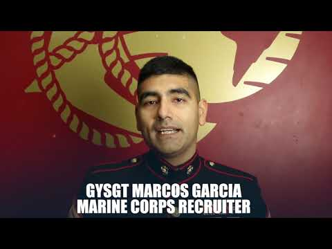 U.S. Marine Gunnery: RSS Toledo: Meet your recruiter