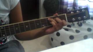 Rockstar-Jo Bhi Main- guitar cover and tutorial