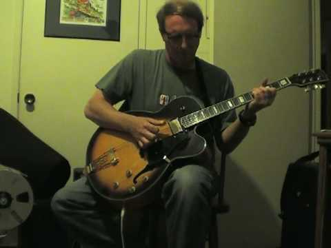 Cannonball Rag - Marty Tippens guitar S101 L5 thru Standel 100UL15