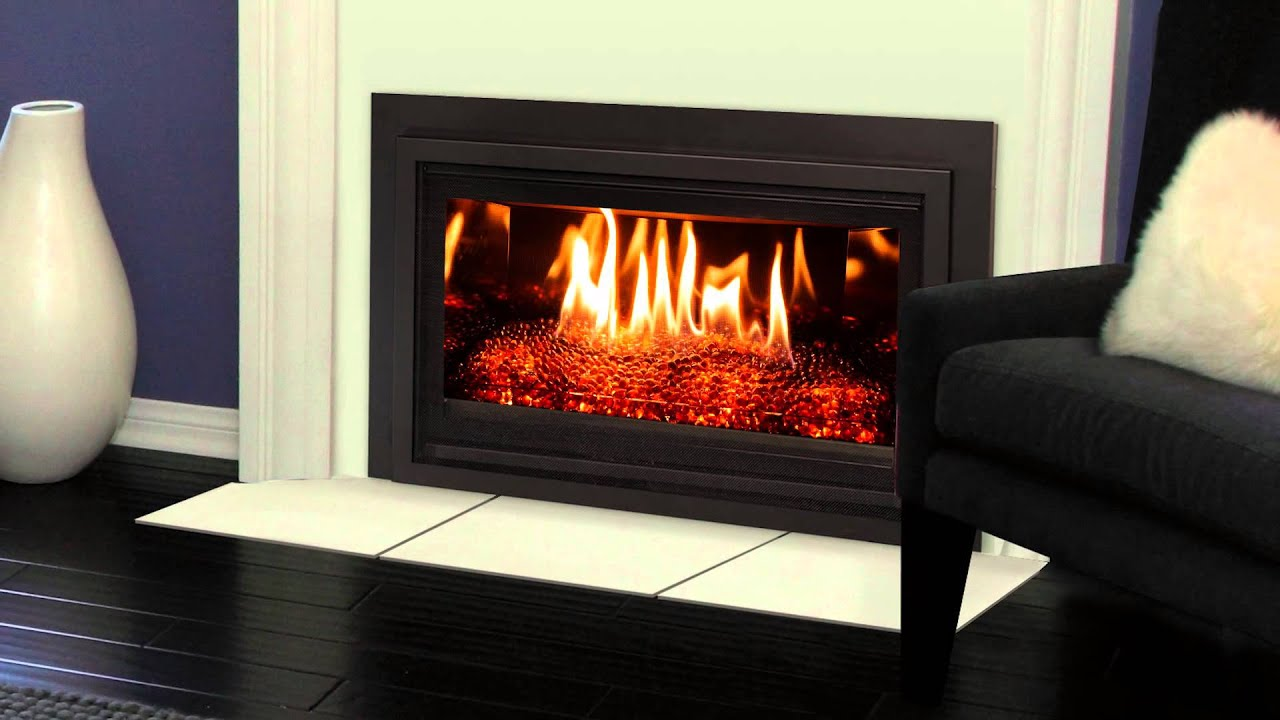 kozy heat chaska 29 glass fireplace youtube