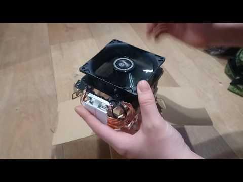 Кулер Enermax ETS-N31 (ETS-N31-02)
