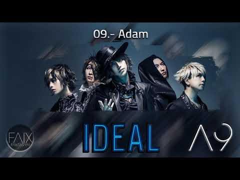 A9 - Adam (Lyrics) Sub Español, English, Romaji