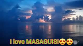 Masaguisi Sceneric View Sunrise.( timelapse)
