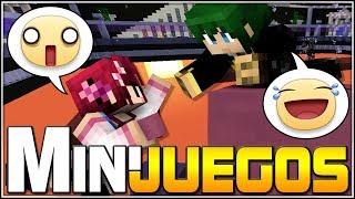 El salto estrella!!! | Minecraft Minijuegos con @Dsimphony