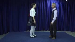 Танцуй свое. Пять основных движений белорусских танцев