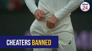 Latest: Australian ball-tampering trio sent home and sanctioned