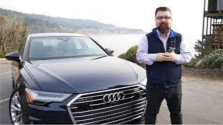 2019 Audi A6 Technology Updates