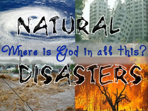 Image result for image of God and natural disasters