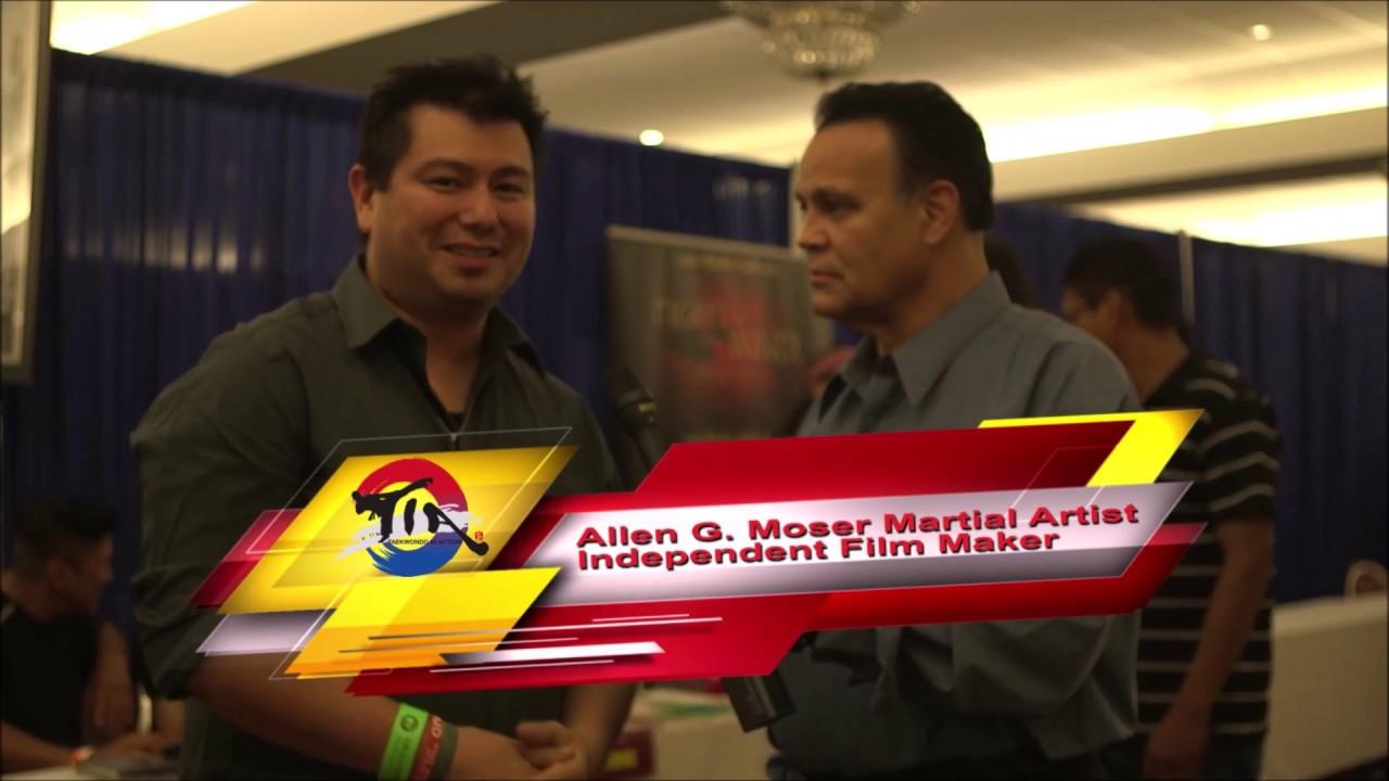 Allen G Moser - Dragonfest Interview 2018