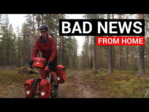 Bad News From Home: Bicycle Touring Pro - EP. #180