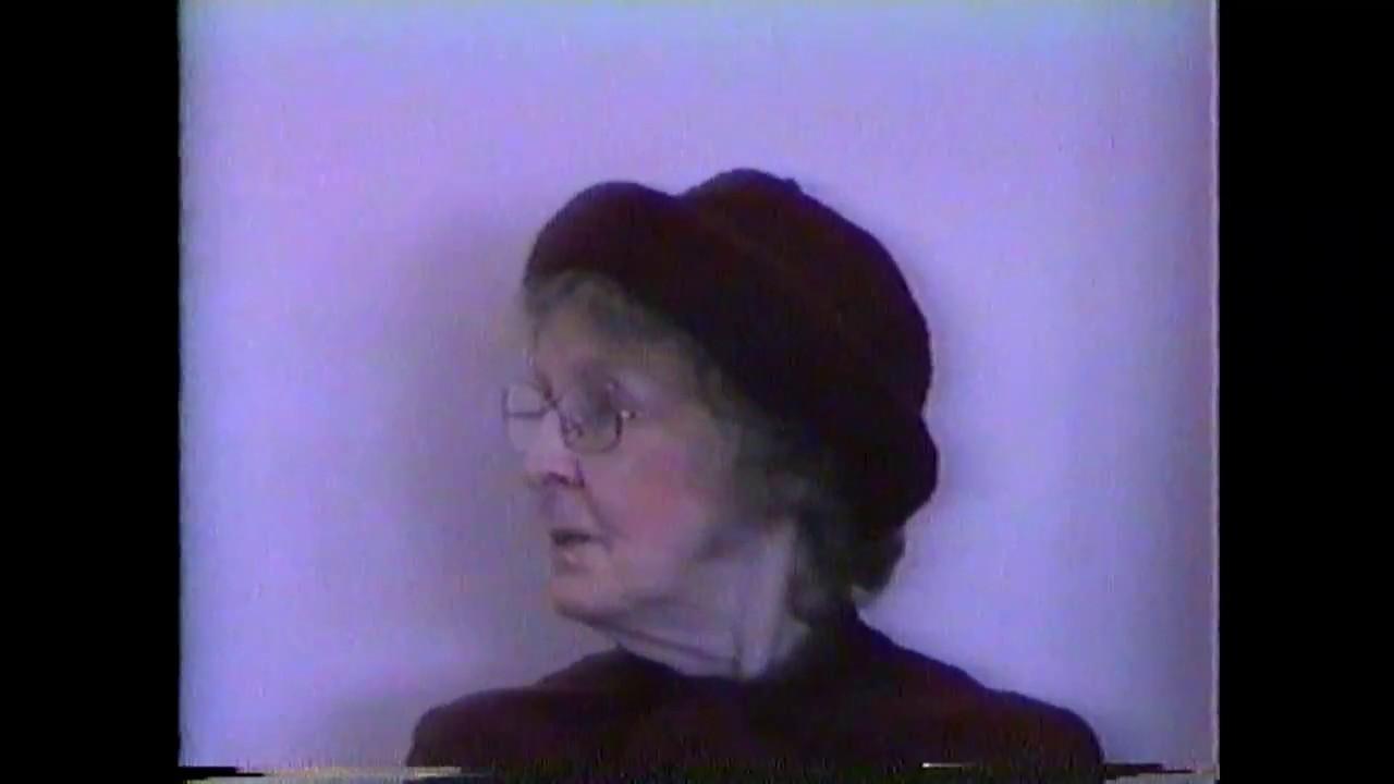 OHP - Ruth Edgerton - 1988