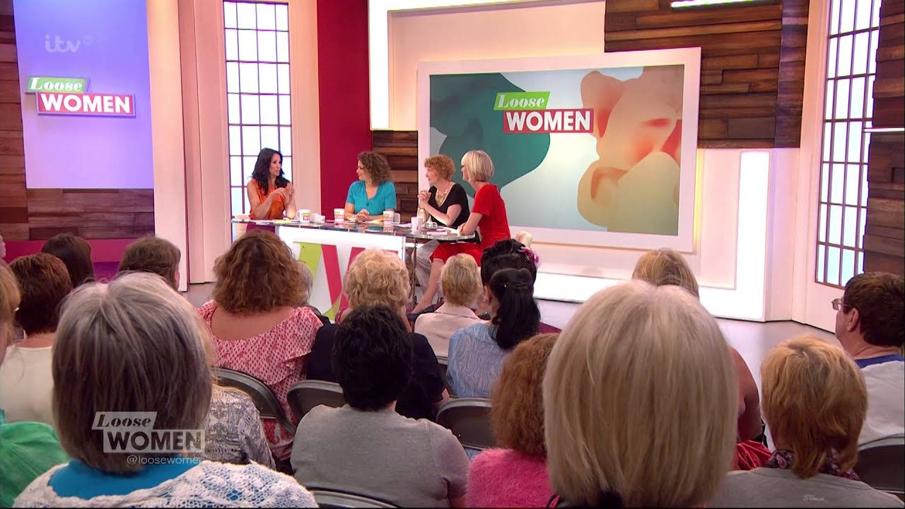 Accents | Loose Women - YouTube