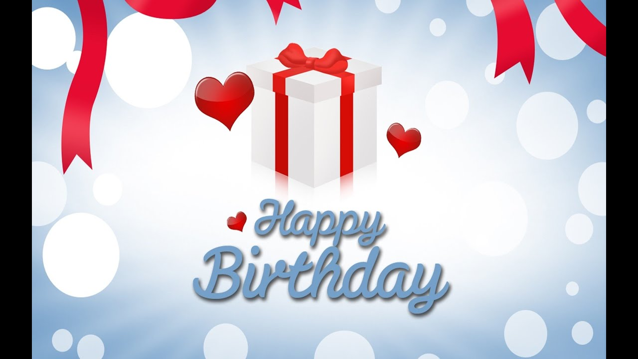 Happy Birthday Big Band Version Youtube