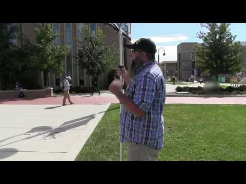 Contending With Muslims & Homosexuals at Kent State University | Kerrigan Skelly