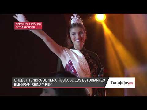 Chubut tendrá su 1era Fiesta Provincial de los Estudiantes