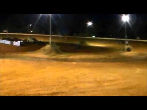 Southern Vintage Racing Association Heat Races 6/13/15 Flomaton Speedway