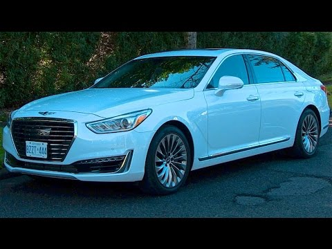 2017 Genesis G90 Review--WHAT MAKES A LUXURY CAR?
