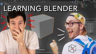 Learning Blender for 3D Printing with PrintThatThing Livestream!