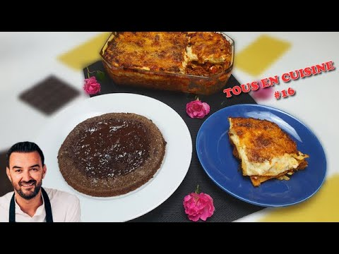 tous-en-cuisine-#16-:-je-teste-les-lasagnes-et-le-biscuit-coulant-au-chocolat-de-cyril-lignac-!