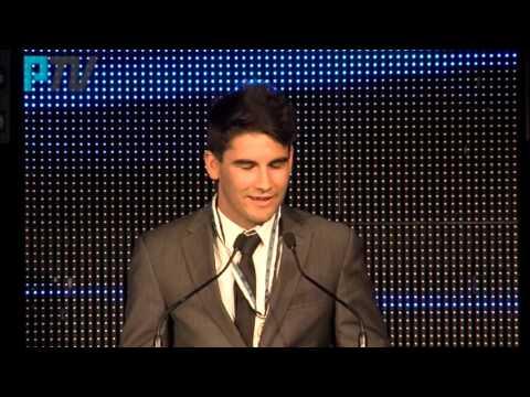 PTV: Chad Wingard John Cahill Medal acceptance speech