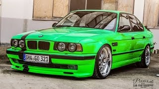 Тюнинг БМВ 5 серии Е34 / Tuning BMW 5 series E34