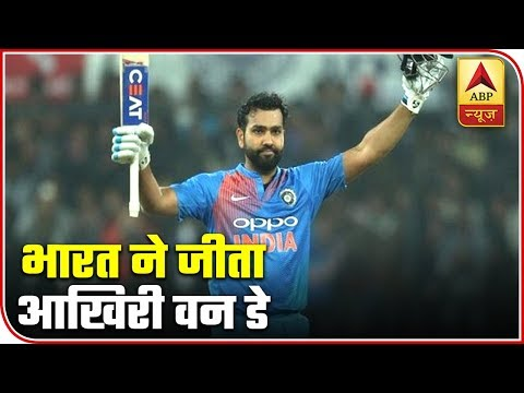 Ind Vs Aus 3rd ODI: In Virat And Rohit's Race, Dhoni And Smith Left Behind | ABP News