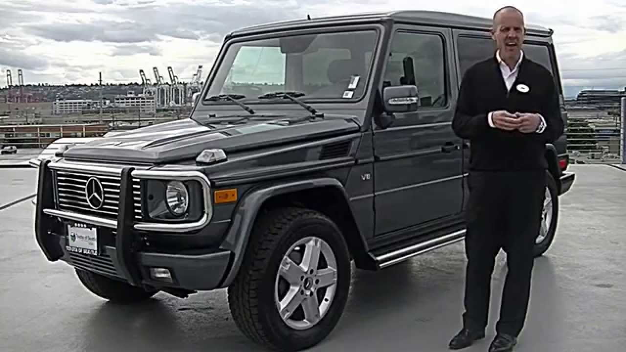 2006 Mercedes G500 Grand Edition Review We Review The G