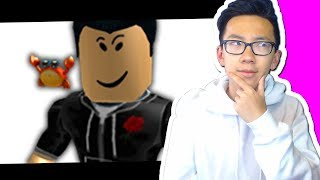 REACTING TO THE MONKEY'S ROBLOX DISS TRACK ON ME!!
