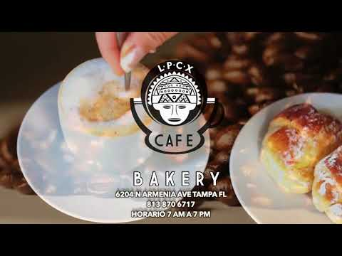 LPCX CAFE BAKERY